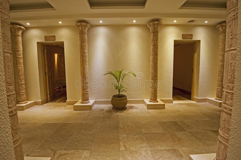 Interior Of A Luxury Health Spa Stock Photo Image 37360510