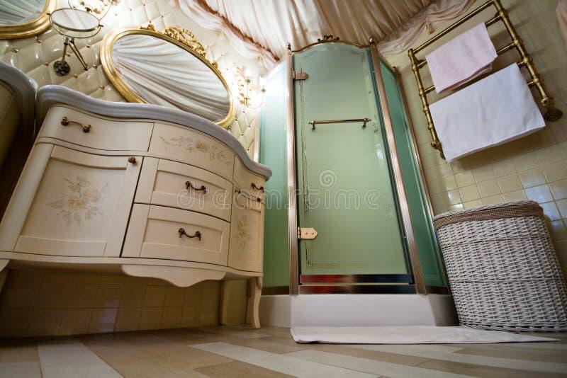 Download Interior Of Luxury Vintage Bathroom Stock Photo - Image: 18870160