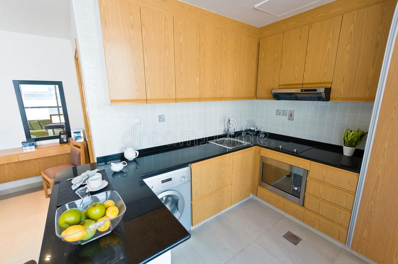 Download Interior Of Modern Apartment Stock Image - Image: 24354595