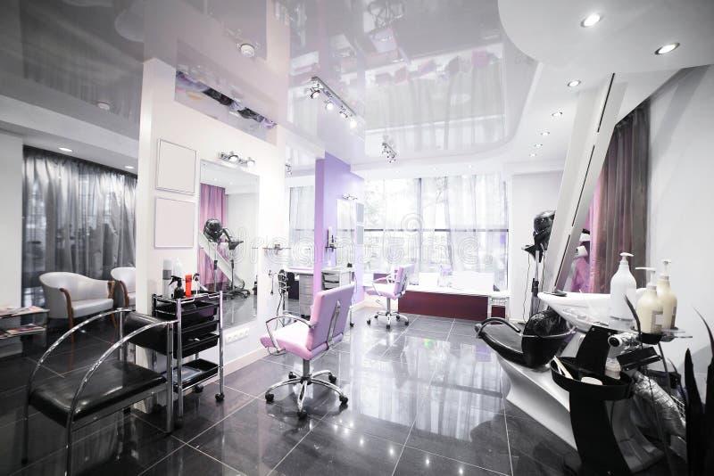 Interior Of Modern Beauty Salon Stock Photo Image 42578378