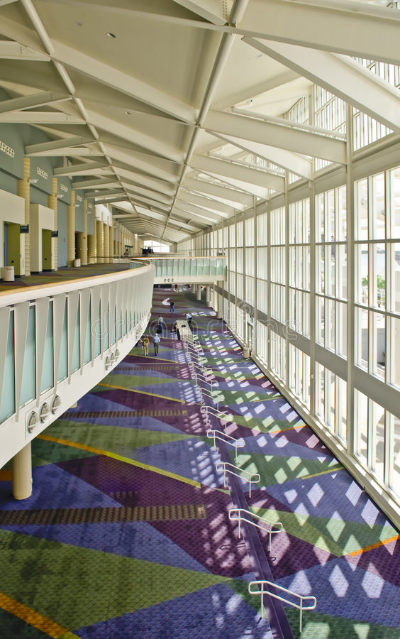 Download Interior Of A Modern Building Stock Photo - Image: 5177854