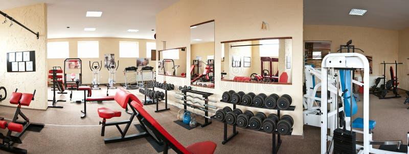 Download Interior of modern gym stock photo. Image of inside, studio - 26134974