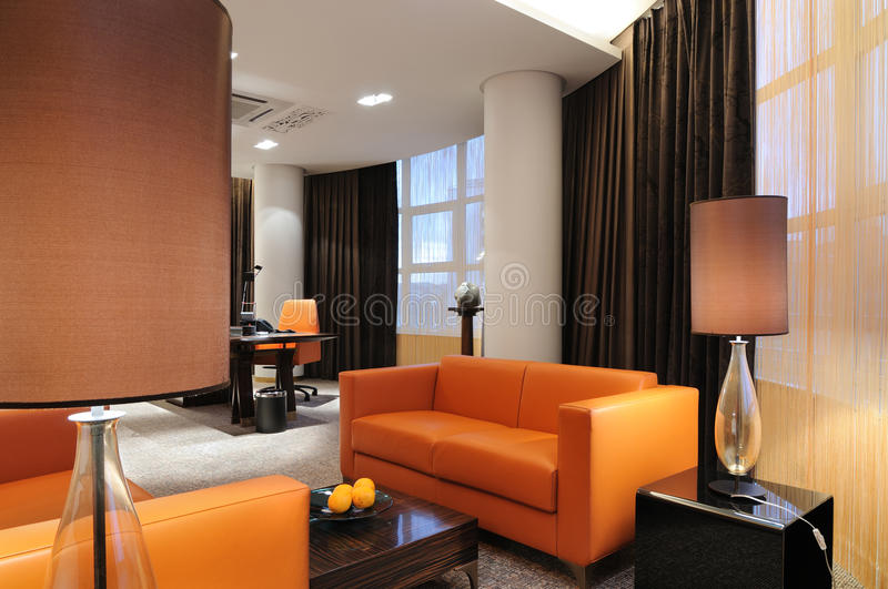 Download Interior Of Modern Living-room Stock Image - Image: 19529873
