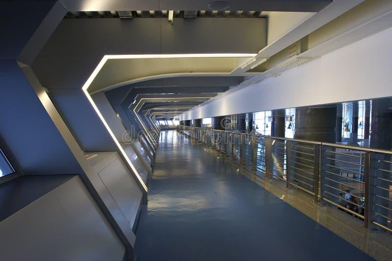 Interior moderno imágenes de archivo libres de regalías