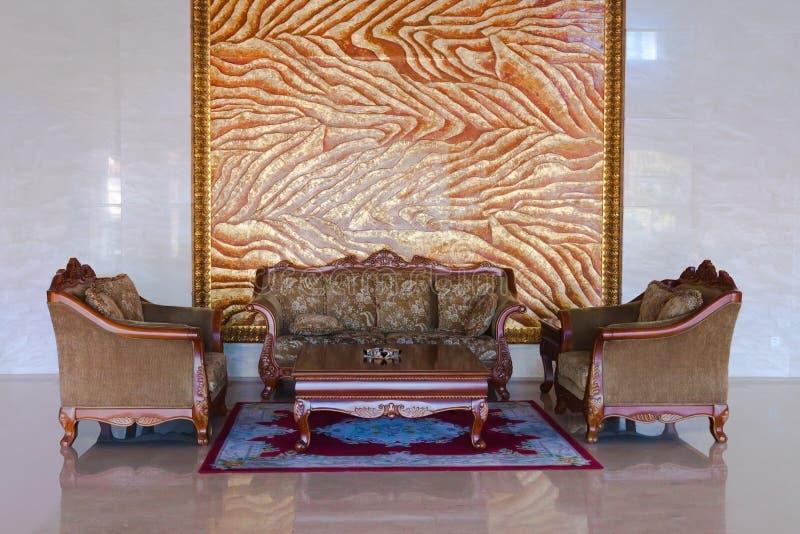 Download Interior moderno foto de stock. Imagem de assoalho, grupo - 16850820
