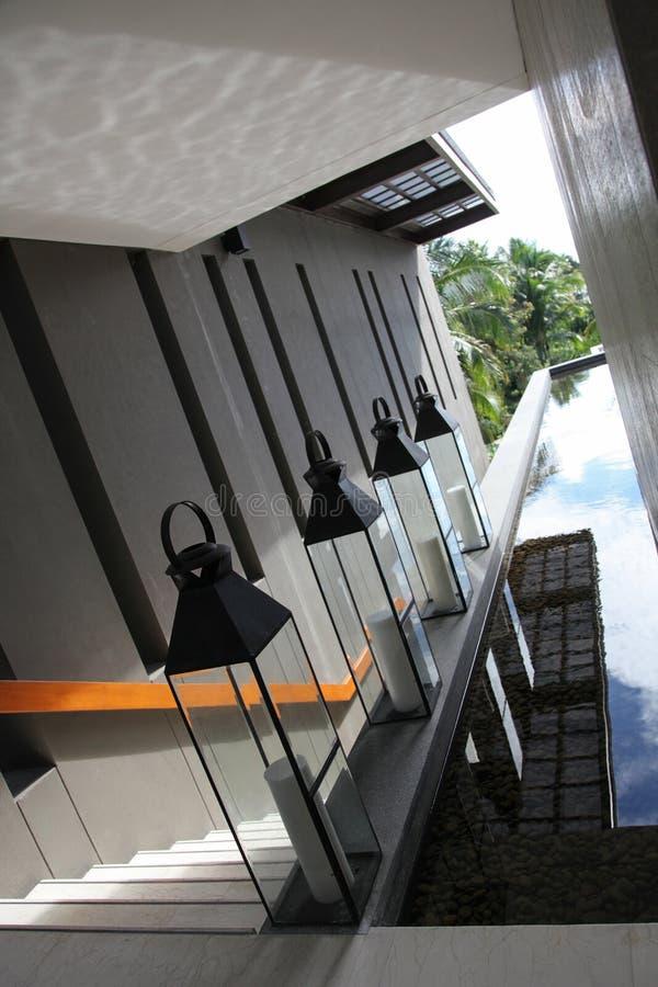 Interior moderno. foto de stock