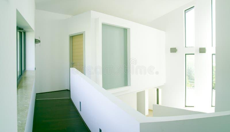 Interior moderno fotos de archivo