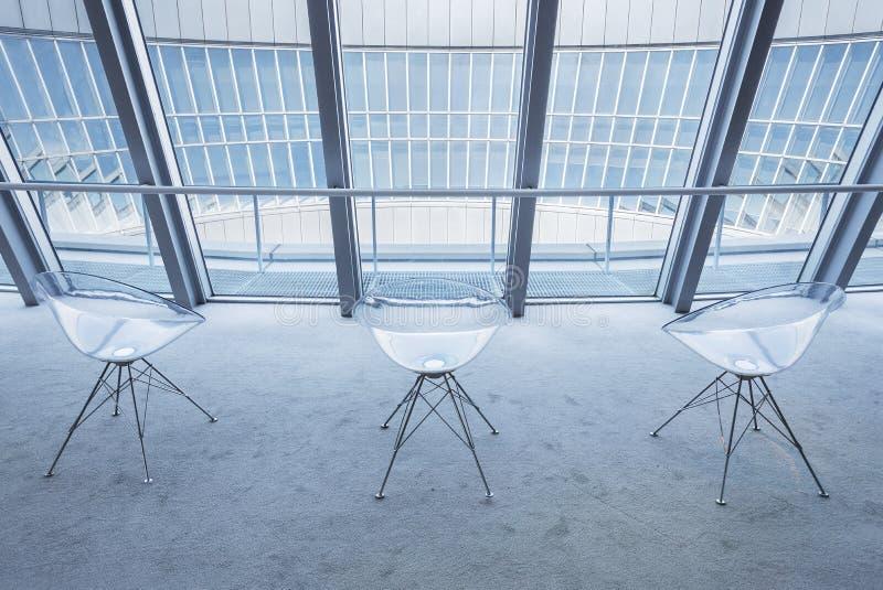 Interior moderno foto de archivo libre de regalías