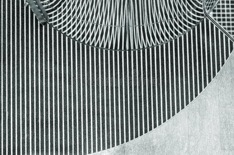 Interior moderno abstracto fotografía de archivo