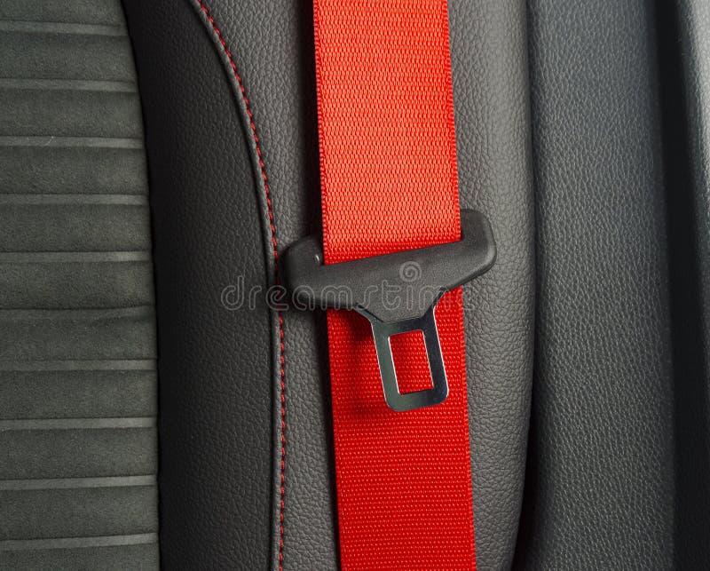 Interior moderno del coche deportivo foto de archivo libre de regalías
