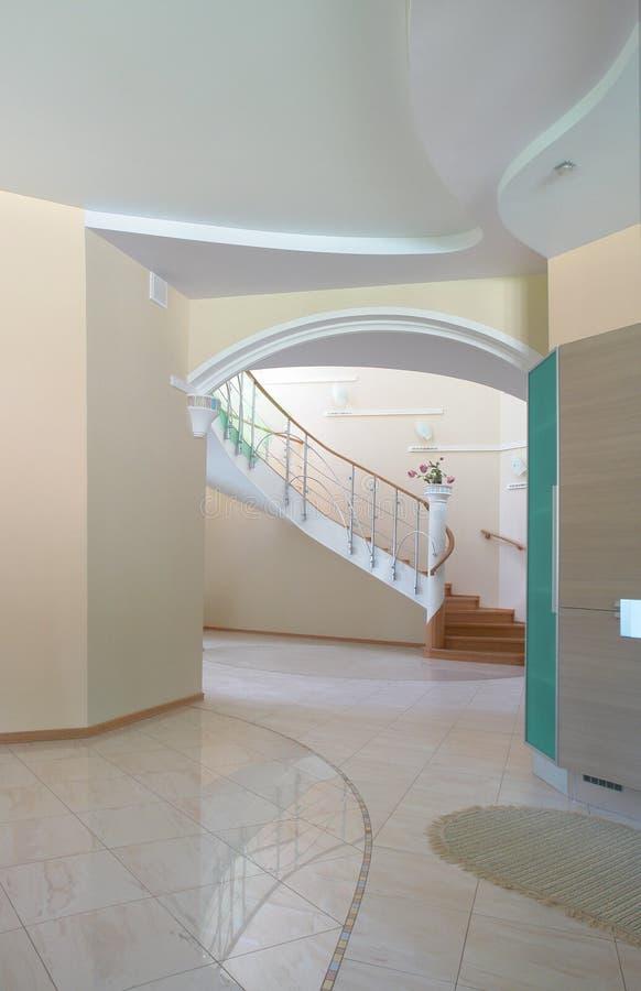 Download Interior moderno del hotel foto de archivo. Imagen de lodge - 7284900