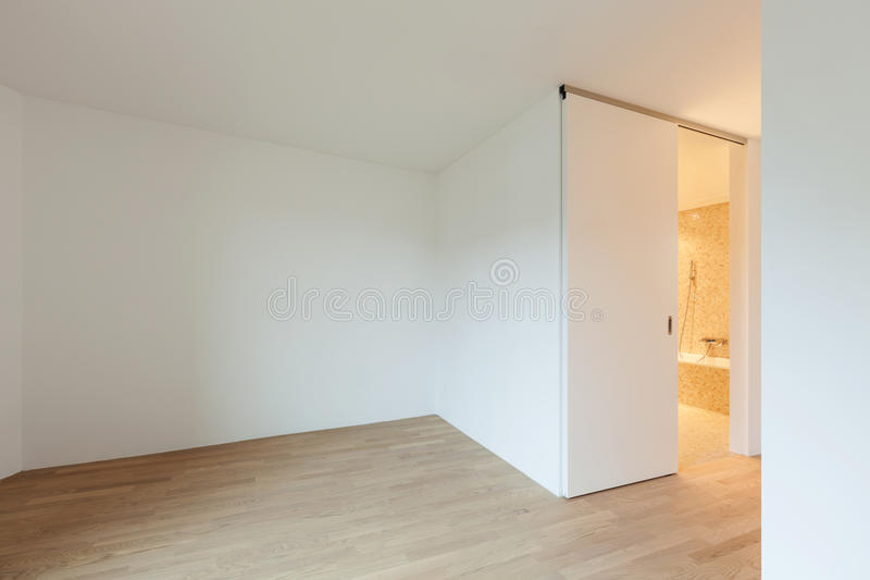 Interior new house royalty free stock image