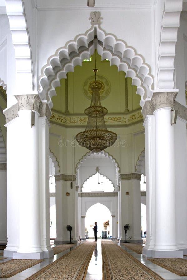Free Interior Of Kapitan Kling Mosque Royalty Free Stock Photos - 1766258