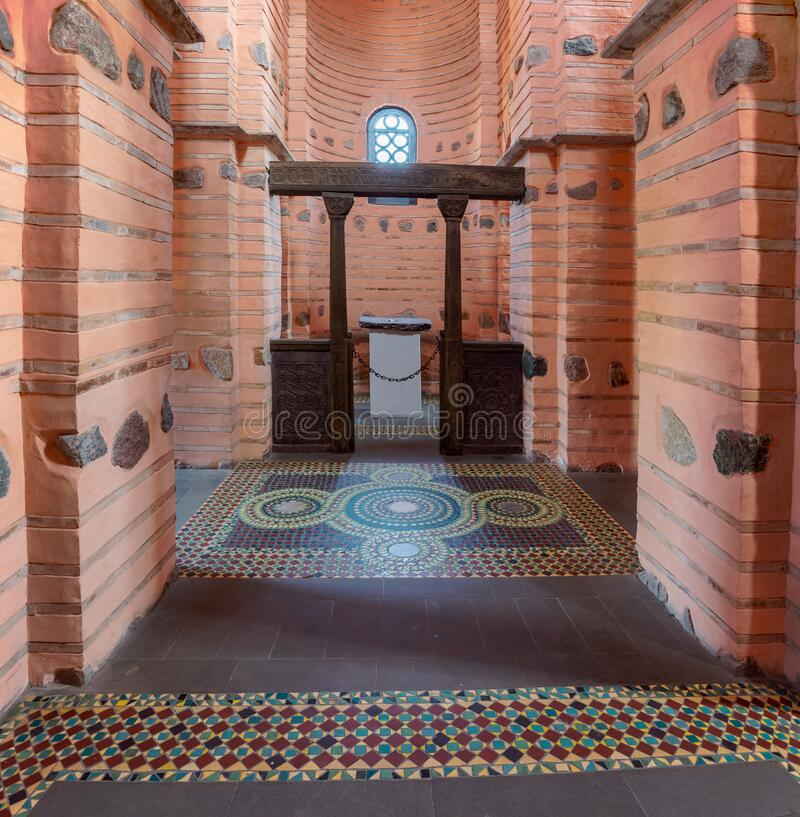 Free Interior Of The Golden Gate Church - Kiev, Ukraine Stock Photo - 211994830