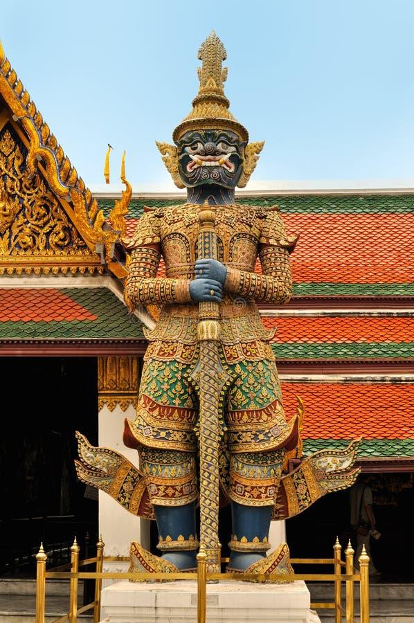 Free Interior Of The Grand Palace In Bangkok. Royalty Free Stock Image - 19146516