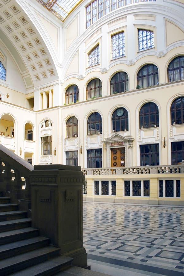 Free Interior Of University Stock Image - 11126941