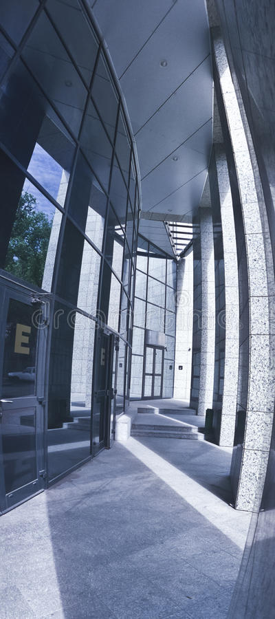 Download Interior Of An Office Building Stock Photo - Image: 16898178