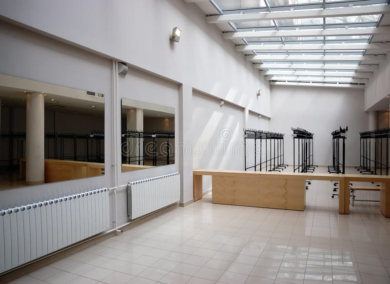 Download Interior of office lobby stock image. Image of hall, horizontal - 11254769