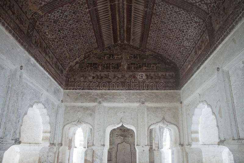 Download Interior Of Palace In Orchha Stock Images - Image: 21852024