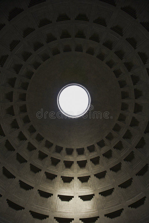 Download Interior In Pantheon, Rome, Italy. Stock Image - Image: 2041879