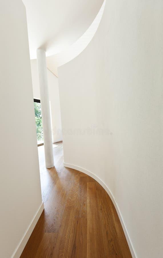 Interior passage royaltyfri bild
