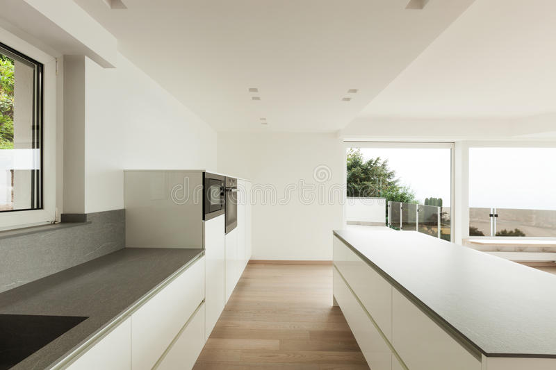 Download Interior, Penthouse Totally Empty Stock Photo - Image: 34540094