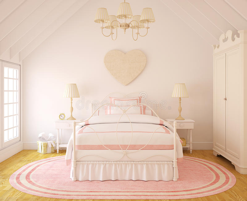 Download Interior Of Playroom. Royalty Free Stock Image - Image: 21619176