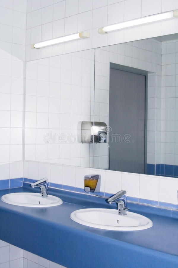 Download Interior Of Private Restroom Royalty Free Stock Images - Image: 11084669