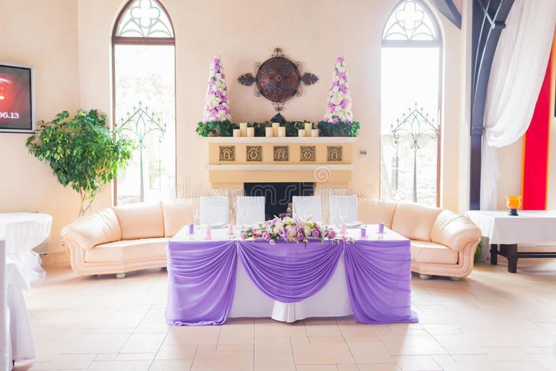 Download Interior of the restaurant stock photo. Image of ceremony - 34306948