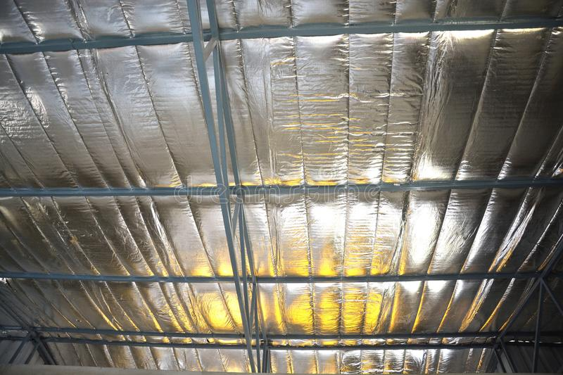 Insulated roof stock photo image of cheap metal insulated 99598064 download insulated roof stock photo image of cheap metal insulated 99598064 publicscrutiny Images