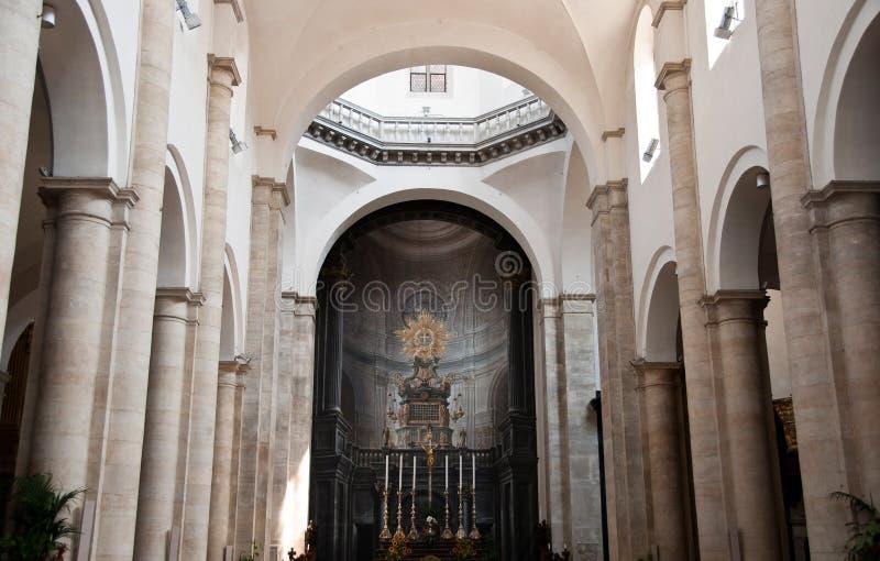 Download Interior Of The San Giovanni Battista,Turin, Ital Stock Image - Image: 10856075