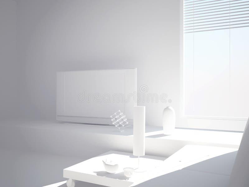 Interior set hundred twenty three vector illustration