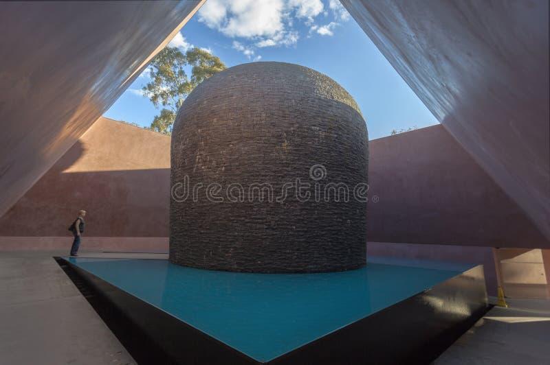 Download Interior Skyspace Sculpture. Canberra. Australia Editorial Image - Image: 38627470