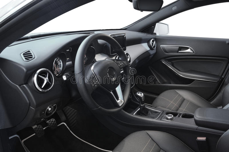 Download Interior of sport car stock image. Image of layer, performance - 32847941