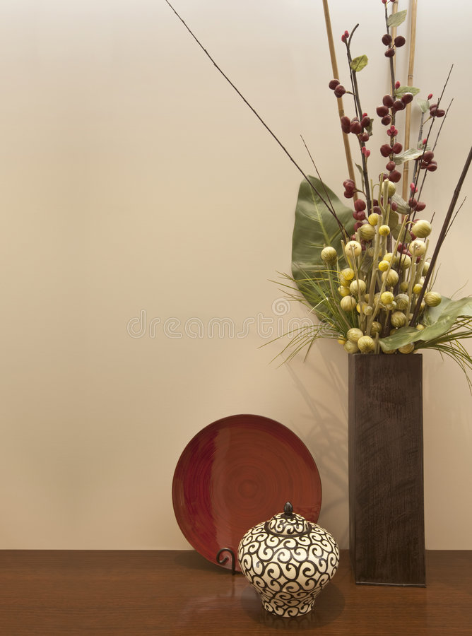Download Interior Still Life stock image. Image of flower, colour - 9339671