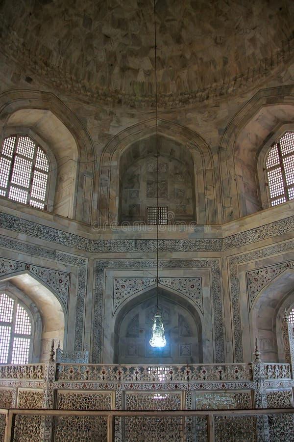 Download Interior Of Taj Mahal, Agra, Uttar Pradesh, India Stock Image    Image