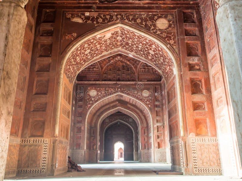 Download Interior Of Taj Mahal. Stock Photo. Image Of Memorial   92477920
