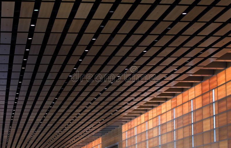 interior terminal στοκ εικόνα