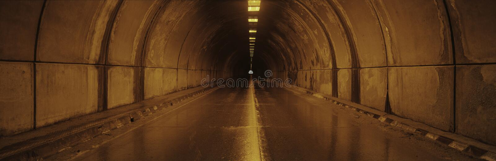 interior of a tunnel stock photos