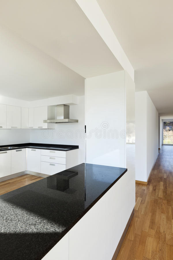 Download Interior, View Of The Kitchen Stock Photo - Image: 24258064