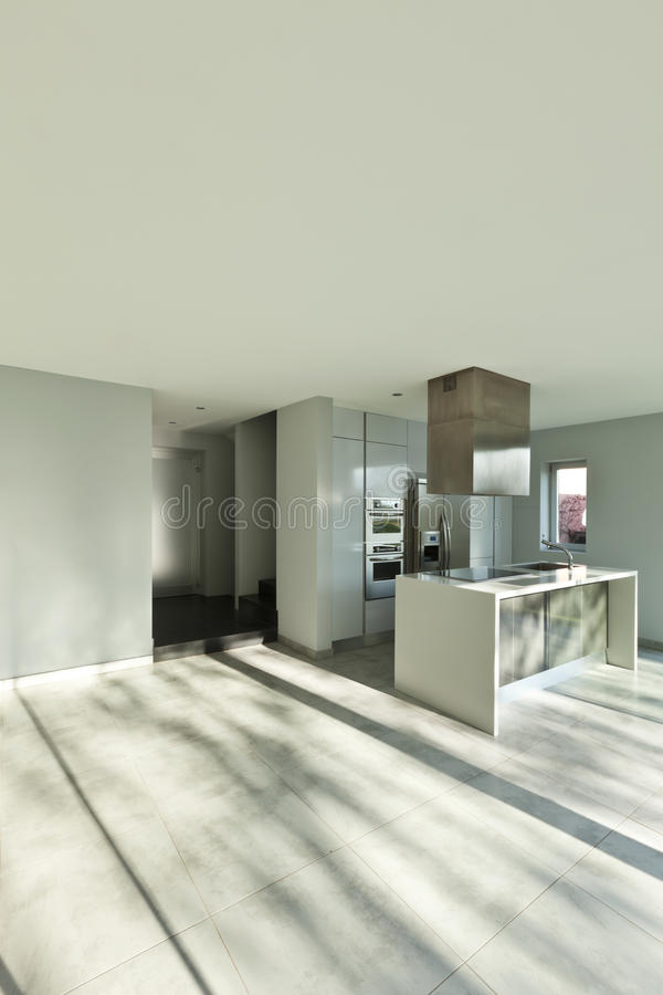 Download Interior, View Of The Kitchen Stock Photo - Image: 24724740