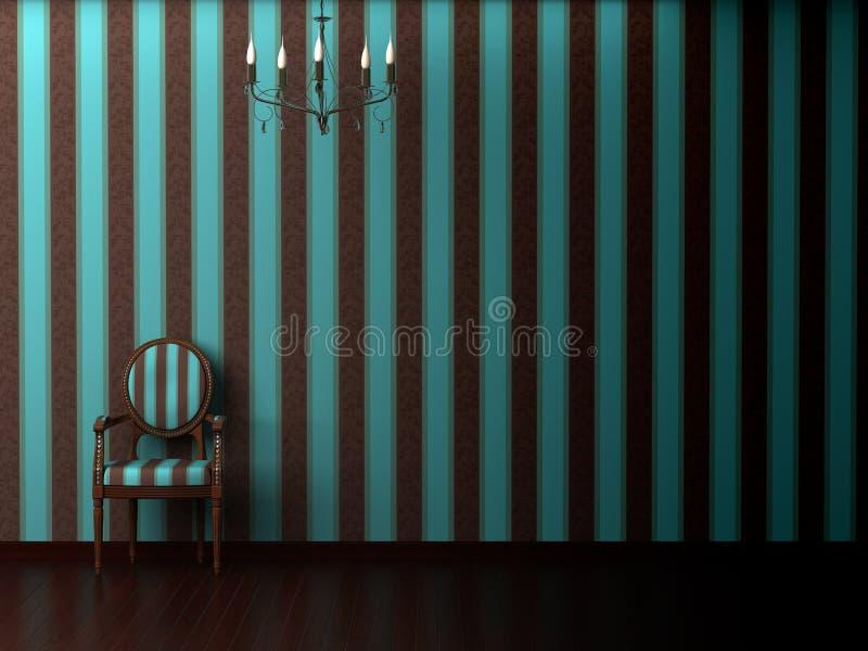 Interior Visualization royalty free stock photography