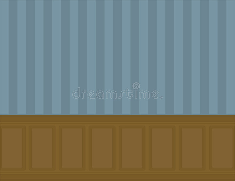 Download Interior Wall Background stock vector. Illustration of baseboard - 5850309
