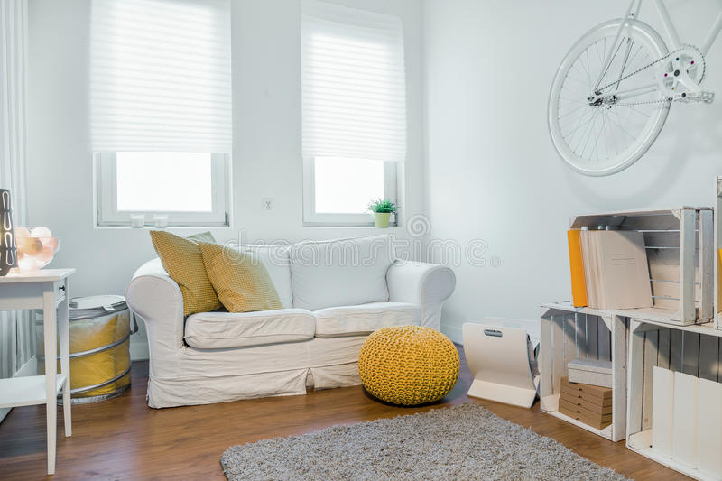 Interior where you can feel good stock images