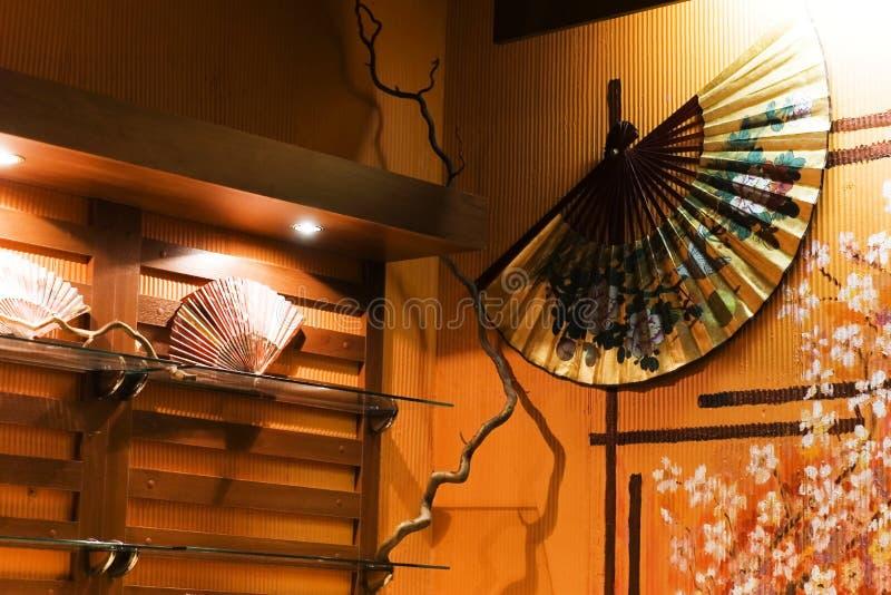 Interiore del Giappone fotografie stock