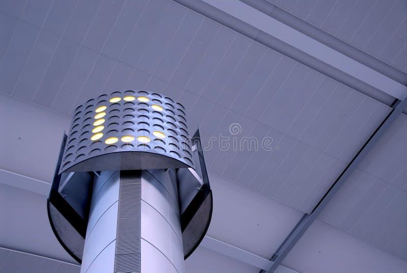 Interiore dell'aeroporto immagine stock libera da diritti