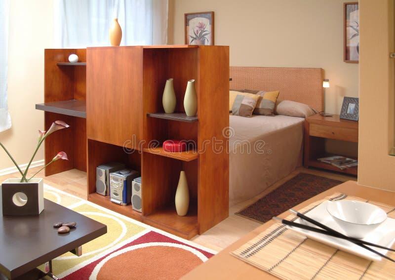 Interiore dell'appartamento immagini stock libere da diritti
