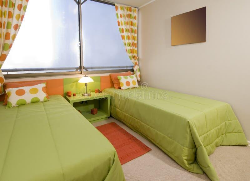 Interiore dell'appartamento fotografia stock