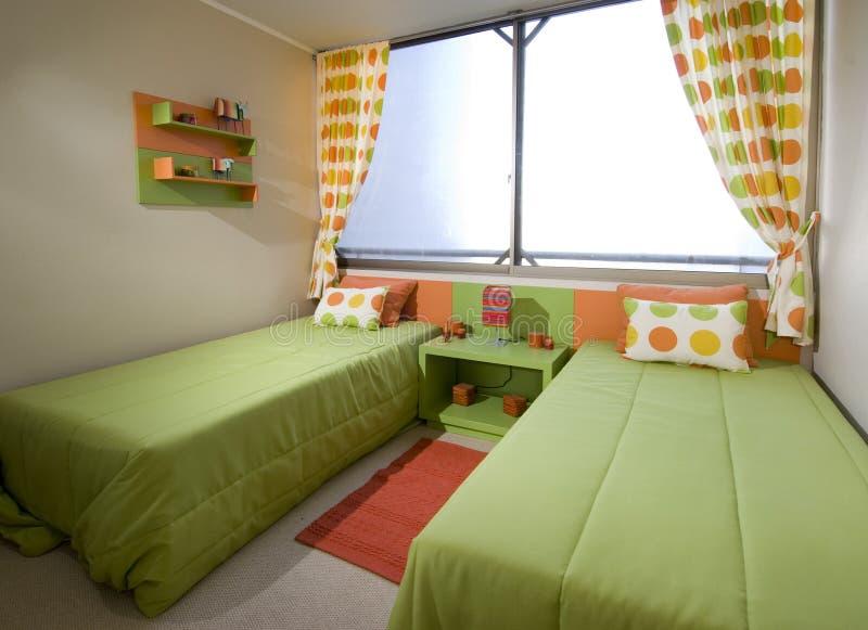 Interiore dell'appartamento fotografie stock libere da diritti