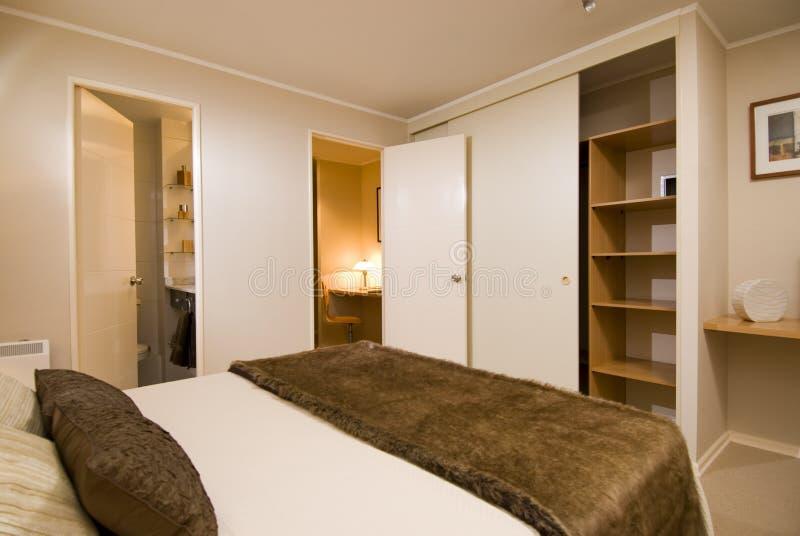 Interiore dell'appartamento fotografia stock libera da diritti